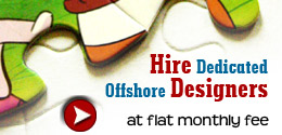 Hire Dedicated Offshore Designers